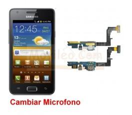 Reparar Microfono Samsung Galaxy R i9103 - Imagen 1