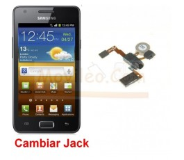 Reparar Jack Samsung Galaxy R i9103 - Imagen 1