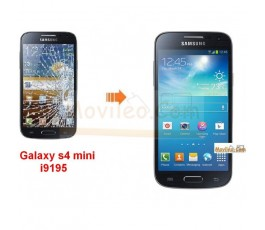 Cambiar Cristal Samsung Galaxy S4 Mini i9195 - Imagen 1