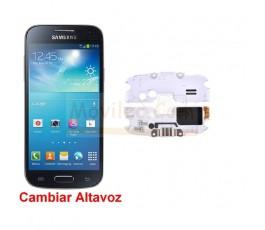 Reparar Altavoz Samsung Galaxy S4 Mini i9190 i9195 - Imagen 1