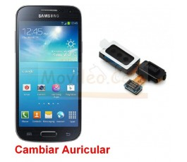 Reparar Auricular Samsung Galaxy S4 Mini i9190 i9195 - Imagen 1
