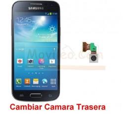 Reparar Camara Trasera Samsung Galaxy S4 Mini i9190 i9195 - Imagen 1