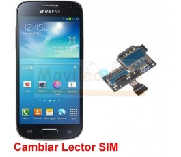 Reparar Lector SIM Samsung Galaxy S4 Mini i9190 i9195 - Imagen 1