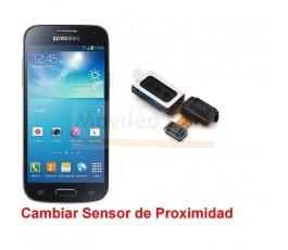 Reparar Sensor Proximidad Samsung Galaxy S4 Mini i9190 i9195 - Imagen 1