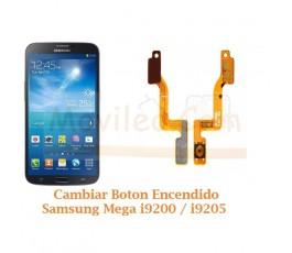 Cambiar Boton Encendido Samsung Mega i9200 i9205 - Imagen 1