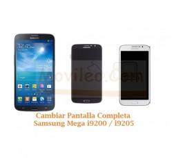 Cambiar Pantalla Completa Samsung Mega i9200 i9205 - Imagen 1