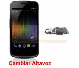 Reparar Altavoz Samsung Nexus i9250 - Imagen 1