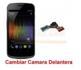 Reparar Camara Delantera Samsung Nexus i9250 - Imagen 1