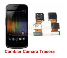 Reparar Camara Trasera Samsung Nexus i9250 - Imagen 1
