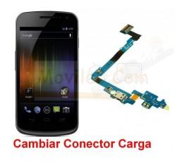 Reparar Conector Carga Samsung Nexus i9250 - Imagen 1