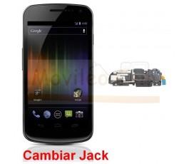Reparar Jack Samsung Nexus i9250 - Imagen 1