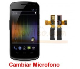 Reparar Microfono Samsung Nexus i9250 - Imagen 1
