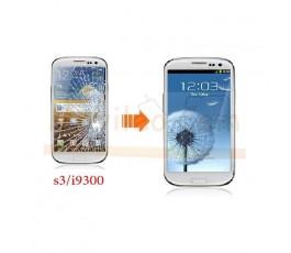 Cambiar Cristal Samsung S3 i9300 - Imagen 1