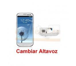 Reparar Altavoz Samsung Galaxy S3 i9300 - Imagen 1