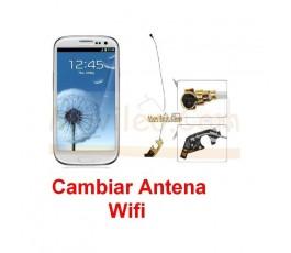 Reparar Wifi Samsung Galaxy S3 i9300 - Imagen 1