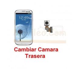 Reparar Camara Trasera Samsung Galaxy S3 i9300 - Imagen 1