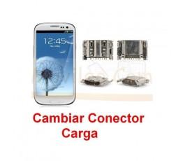 Reparar Conector Carga Samsung Galaxy S3 i9300 - Imagen 1