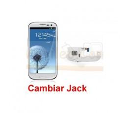 Reparar Jack Samsung Galaxy S3 i9300 - Imagen 1