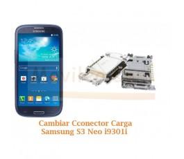 Cambiar Conector Carga Samsung Galaxy S3 Neo i9301i - Imagen 1