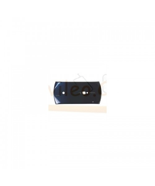 Tapa Trasera Azul Oscuro para Sony Ericsson Neo, Mt11, Mt15i - Imagen 1