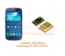 Cambiar Microfono Samsung Galaxy S3 Neo i9301i - Imagen 1