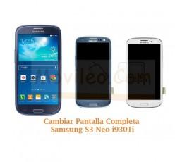 Cambiar Pantalla Completa Samsung Galaxy S3 Neo i9301i - Imagen 1