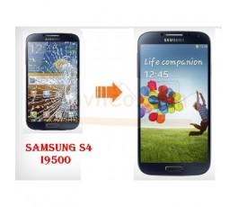 Cambiar Cristal Samsung S4 I9500 I9505 - Imagen 1