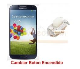 Reparar Boton Encendido Samsung Galaxy S4 i9500 i9505 - Imagen 1