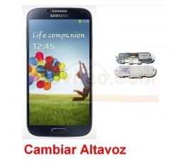 Reparar Altavoz Samsung Galaxy S4 i9500 i9505 - Imagen 1