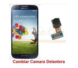 Reparar Camara Delantera Samsung Galaxy S4 i9500 i9505 - Imagen 1