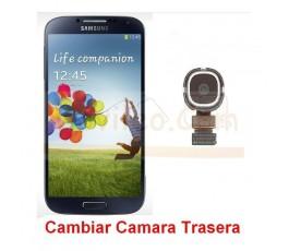 Reparar Camara Trasera Samsung Galaxy S4 i9500 i9505 - Imagen 1