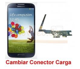 Reparar Conector de Carga Samsung Galaxy S4 i9500 i9505 - Imagen 1