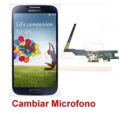 Reparar Microfono Samsung Galaxy S4 i9500 i9505 - Imagen 1