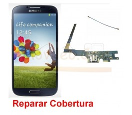 Reparar Cobertura Samsung Galaxy S4 i9500 i9505 - Imagen 1