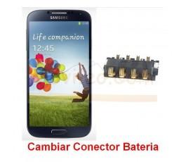 Reparar Conector Bateria Samsung Galaxy S4 i9500 i9505 - Imagen 1