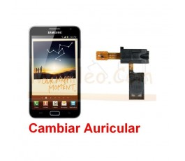 Reparar Auricular Samsung Galaxy Note, N7000 - Imagen 1