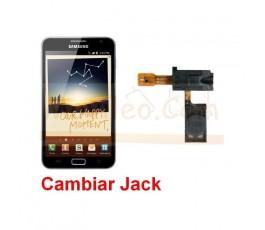 Reparar Jack Samsung Galaxy Note, N7000 - Imagen 1