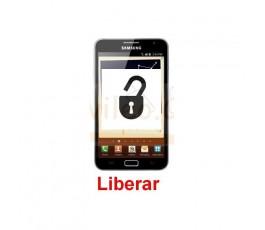 Liberar Samsung Galaxy Note, N7000 , por Cable - Imagen 1