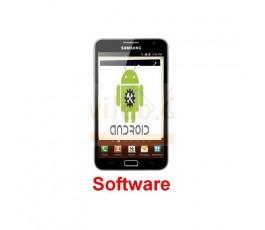 Reparar Problemas Software Samsung Galaxy Note, N7000 - Imagen 1