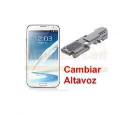 Reparar Altavoz Buzzer Samsung Note 2 , N7100 - Imagen 1