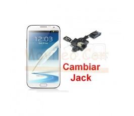 Reparar Jack Samsung Galaxy Note 2, N7100 - Imagen 1
