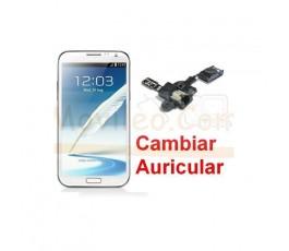 Reparar Auricular Samsung Galaxy Note 2, N7100 - Imagen 1