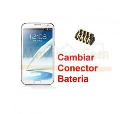 Reparar Conector de Bateria Samsung Galaxy Note 2, N7100 - Imagen 1