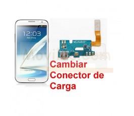 Reparar Conector de Carga Samsung Galaxy Note 2, N7100 - Imagen 1