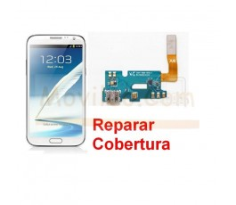 Reparar Cobertura Samsung Galaxy Note 2, N7100 - Imagen 1