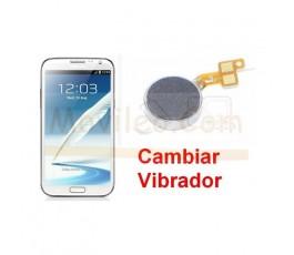 Reparar Vibrador Samsung Galaxy Note 2, N7100 - Imagen 1