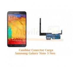 Cambiar Conector Carga Samsung Galaxy Note 3 Neo N7505 - Imagen 1