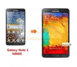 Cambiar Cristal Samsung Galaxy Note 3 N9005 - Imagen 1