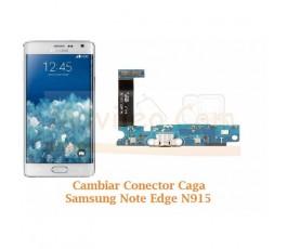 Cambiar Conector Carga Samsung Galaxy Note Edge N915 - Imagen 1