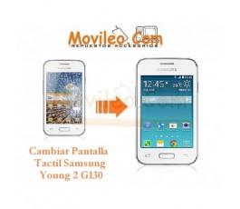 Cambiar Pantalla Tactil Samsung Galaxy Young 2 G130 - Imagen 1